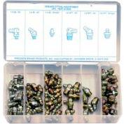 90 Piece Grease Fitting Assortment Maintenance Kit