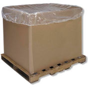 """Protective Lining Elastic Gaylord & Tote Cover 65"""" x 65"""" - 4 Mils - Pkg Qty 25"""
