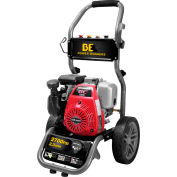 BE Pressure BE275HAS 2700 PSI Pressure Washer w/ Honda CG160 Motor & AR RMV Pump