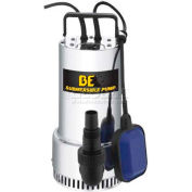 Be Pressure SP-900SD Submersible Pump, 1 HP Side Discharge