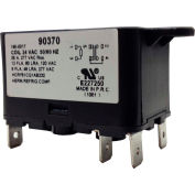 PSG 90370 SPDT Heavy Duty Relay 50/60 Hz 8 Amps @240V; Coil 24VAC