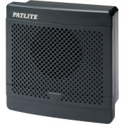 Patlite BK-24E-K  8-Channel Smart Alert Alarm, 32 Pre-Programmed, Dark Gray, DC12V to DC24V