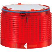 Patlite LU7-XE-R Red LED Strobe Module For LU7 Series, Red Light, Red, DC24V