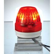 Patlite NE-24-R Continuous LED Indicator Light, Red Light, DC24V