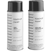 Hoffman ATPJB, Touch Up Paint, Jet Black, 12 Oz. Spray Can