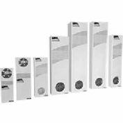 Hoffman® Mid-Size échangeur XR290816012 lumière grise 115V 50 / 60Hz, 29-1/2 x 10 x 3-1/16