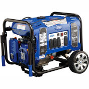 Ford FG11050PE, 9000 W, génératrice portative, essence, démarrage électrique/manuel, 120/240 V