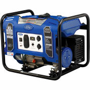 Ford FG3050P, 2500 Watts, Portable Generator, Gasoline, Recoil Start, 120V