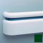 Returns For Three-Piece Handrail System, Hunter Green