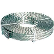 Quick Cable 207206-025 Braided Ground Strap, 6 Gauge, 25' Continuous Roll