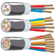 Quick Cable 220106-001 TC Control Cable, 18/8 Gauge, 1 Ft