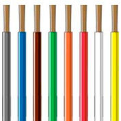 Quick Cable 230603-010 Orange General Purpose Primary Wire, 10 Gauge, 1 Ft