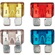 Rapide, câble 509129-100 20 Amp lame fusibles, jaune, 100 pièces
