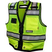 DeWalt® DSV521-XL ANSI Class 2 Heavy Duty Surveyor Vest XL