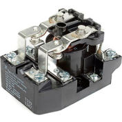 General Purpose Power Relay DPDT, 240 Coil Voltage