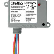 RIB® Dry Contact Input Relay RIB02BDC, Enclosed, 208-277VAC, 20A, SPDT