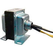 RIB® Transformer TR40VA001US, 40VA, 120-24V, Single Hub, Foot Mount