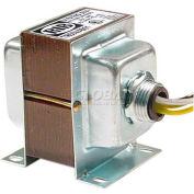 RIB® Transformer TR50VA001, 50VA, 120-24V, Single Hub, Foot Mount