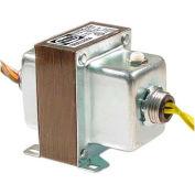 RIB® transformateur TR50VA004, 50VA, 480/277/240/120-24V, double Hub, pied Mont, disjoncteur