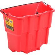 Seau Rubbermaid® 9C74 pour WaveBrake® 2.0, rouge – 2064907