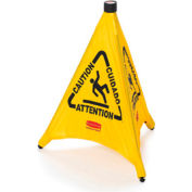 Rubbermaid® 9S01 Pop-Up Safety Cone