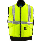 L2 HiVis™ Iron-Tuff™ Vest Regular, HiVis Lime-Yellow - Medium