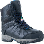 RefrigiWear® Exteme Freezer Boot, Black, -40° to 10° Rating, Size 11.5, 190CRBLK115