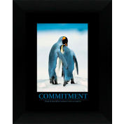 "Crystal Art Gallery - Commitment - 20""W x 24""H, Straight Fit Framed"