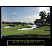 "Crystal Art Gallery - Determination Canvas - 28""W x 22""H, Canvas Wrap"
