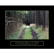 "Crystal Art Gallery - Possibilities Canvas - 20""W x 16""H, Canvas Wrap"