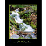 "Crystal Art Gallery - Serenity Canvas - 16""W x 20""H, Canvas Wrap"