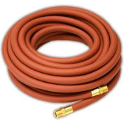 "Reelcraft S601022-100 1/2""x100' 300 PSI Nylon Braided PVC Low Pressure Air/Water Hose"