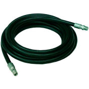 "Reelcraft S8-260043 1/2""x50' 3000 PSI Oil/Petroleum One Wire Braid Medium Pressure Hose"