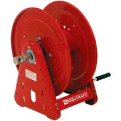 "Reelcraft CA38112 M 1/2""x200' 4500 PSI Hand Crank Pressure Wash Hose Reel"