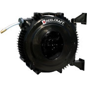 "Reelcraft SHA3850 OLP 1/2""x50' 138 PSI Composite Low Pressure Hot Water Hose Reel"