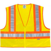 Luminator™ Class II Safety Vests, RIVER CITY WCCL2LL, Size L