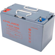 Replacement AGM Battery 12V 100Ah - 641263, 641264, 641244, 641265, 641407