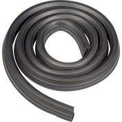 Bande de joint en caoutchouc de remplacement L=1300mm pour 261990, 641250, 641263, 641265, 641407 épurateurs de plancher