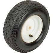 """Replacement 13"""" Rubber Wheel for Global Industrial® Universal Spreader 640788"""