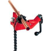 """RIDGID® 40185 Modèle No. BC210 Top Screw Bench Chain Vise, 1/8"""" - 2-1/2"""" Capacité de tuyauterie"""