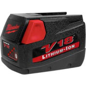 Milwaukee® 48-11-1830 18V Li-Ion V18 Battery 3Ah