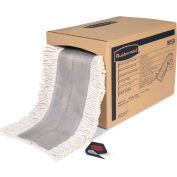 Rubbermaid® 40' Cut to Length Cotton Dust Mop, White - FGM15000WH00