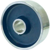 """RWM Casters 8"""" x 3"""" Forged Steel Wheel with Tapered Bearing for 1-1/4"""" Axle - FST-0830-20-HD"""