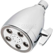 "Speakman Anystream® Hotel 5 jets 3-1/2"" dia. pomme de douche, Chrome poli, 2,5 GPM"