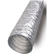Conduit CVC flexible S-Ld Thermaflex, diamètre de 12 po, qté par paquet : 2