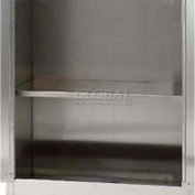 Sandusky SA10301200 Stainless Steel Adjustable Shelf - 29-7/8x10