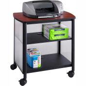 Safco® produits 1857BL Impromptu® Machine Stand, noir