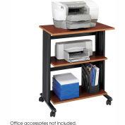 Safco® produits 1881CY Muv™ trois niveaux réglables imprimante Stand - Cherry