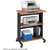 Safco® produits 1881MO Muv™ trois niveaux réglables imprimante Stand - chêne moyen