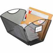 Onyx™ Mesh Desktop Tub File, Legal Size - Black (Qty. 6)